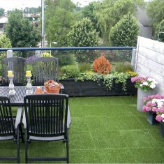 Grass Promenade Tiles