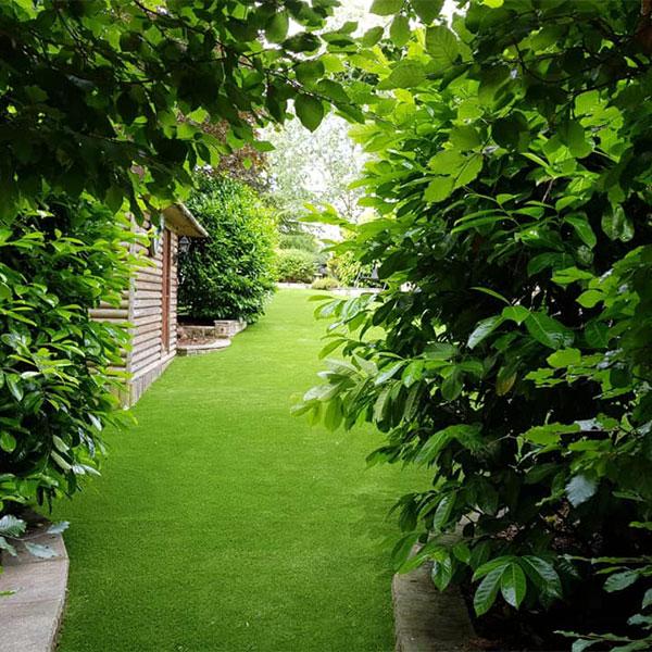 Installed PermaLawn Grass 3